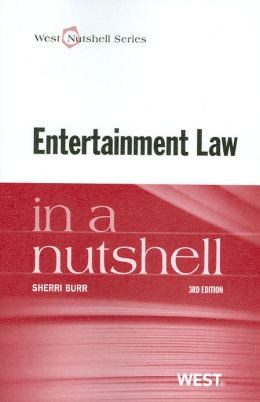Entertainment Law in a Nutshell, 3D