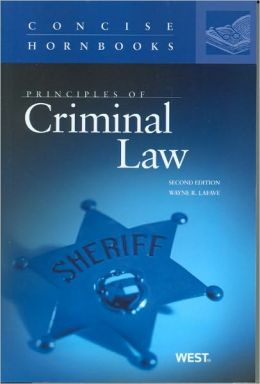 Principles of Criminal Law, 2D