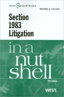 Section 1983 Litigation in a Nutshell, 4th