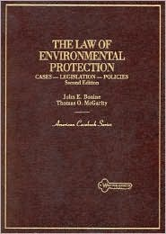 Environmental Protection:Cases, Legislation, Policies
