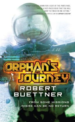 Orphan's Journey (Jason Wander Series #3)