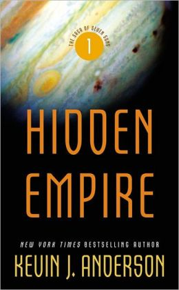 Hidden Empire (Saga of Seven Suns Series #1)