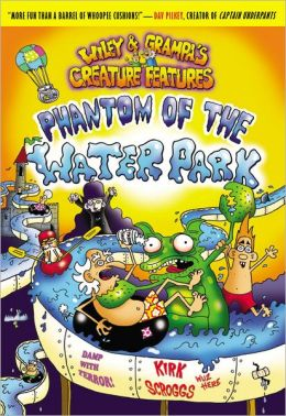 Phantom of the Water Park (Wiley and Grampa's Series #8)