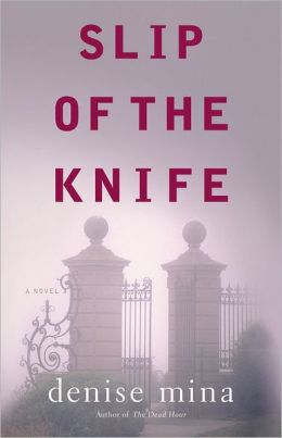 Slip of the Knife (Paddy Meehan Series #3)