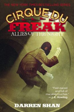 Allies of the Night (Cirque Du Freak Series #8)