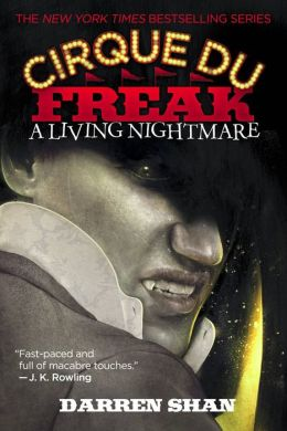 A Living Nightmare (Cirque Du Freak Series #1)
