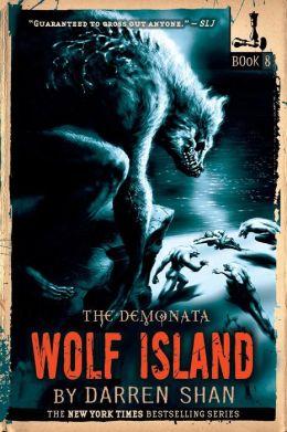 Wolf Island (Demonata Series #8)