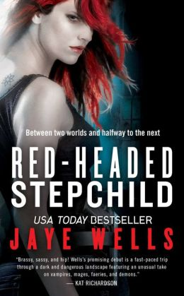 Red-Headed Stepchild (Sabina Kane Series #1)