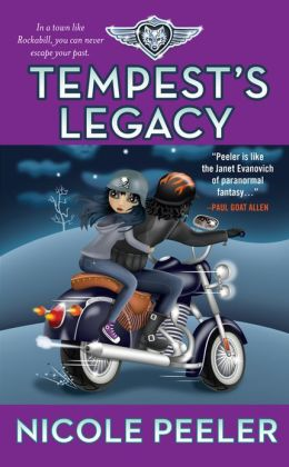 Tempest's Legacy (Jane True Series #3)