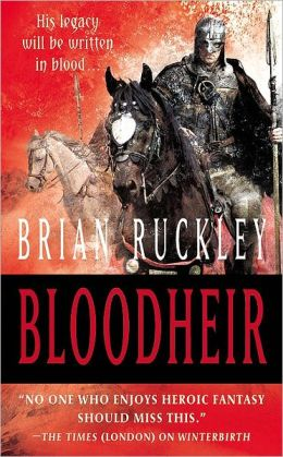 Bloodheir (Godless World Series #2)