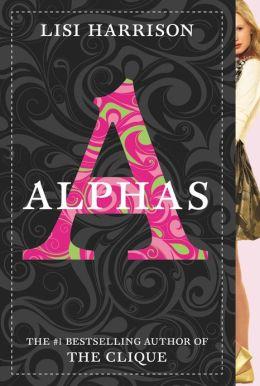 Alphas (Alphas Series #1)