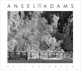2011 Ansel Adams Engagement Calendar
