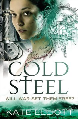 Cold Steel (Spiritwalker Trilogy #3)