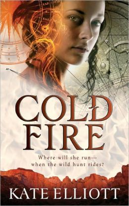 Cold Fire (Spiritwalker Trilogy #2)