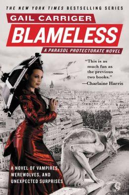 Blameless (Parasol Protectorate Series #3)