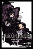Book Cover Image. Title: Black Butler, Volume 6, Author: Yana Toboso