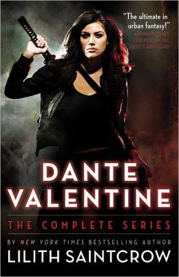 Dante Valentine Series #1-5