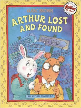 Arthur Lost and Found (Arthur Adventures Series)