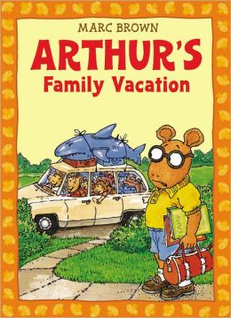 Arthur's Family Vacation (Arthur Adventures Series)