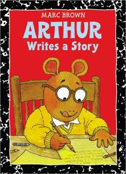 arthur writes a story Mr ratburn, arthur's teacher, has given homework write a story 1 have a beginning, a middle, and an end 2 use details 3 be creative.