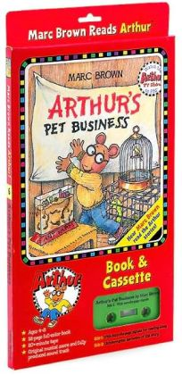 Arthur's Pet Business (Arthur Adventures Series)