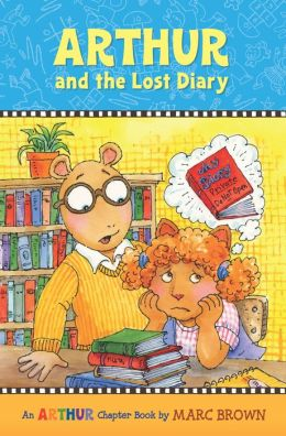Arthur and the Lost Diary: An Arthur Chapter Book