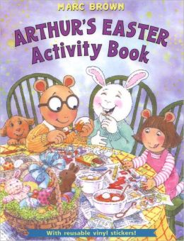 Arthur's Easter Activity Book