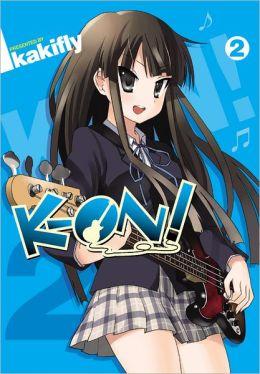 K-ON!, Volume 2