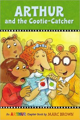 Arthur And The Cootie Catcher An Arthur Chapter Book By Marc Brown