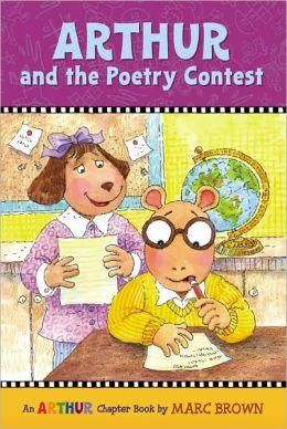 Arthur and the Poetry Contest: An Arthur Chapter Book