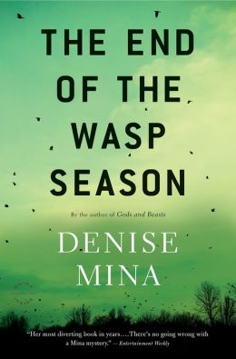 The End of the Wasp Season (Alex Morrow Series #2)