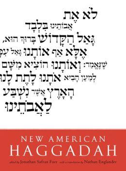New American Haggadah (PagePerfect NOOK Book)