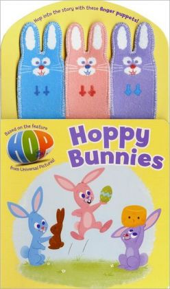 Hoppy Bunnies: A Hop Movie Tie-In