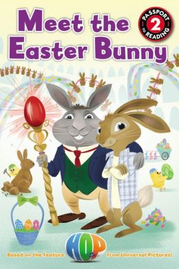 Hop: Meet the Easter Bunny