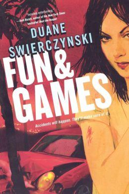 Fun and Games (Charlie Hardie Series #1)