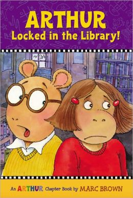 Arthur Locked in the Library!: An Arthur Chapter Book