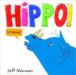 Hippo! No, Rhino