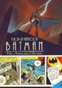 Batman: The Animated Series Pop-up Playbook