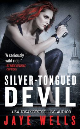 Silver-Tongued Devil (Sabina Kane Series #4)