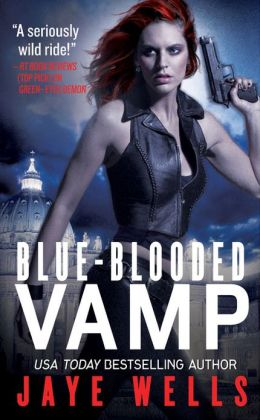 Blue-Blooded Vamp (Sabina Kane Series #5)