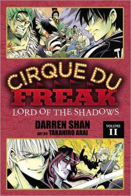 Cirque Du Freak Manga, Vol. 11: Lord of the Shadows