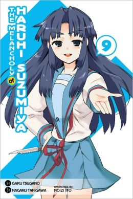 The Melancholy of Haruhi Suzumiya, Volume 9