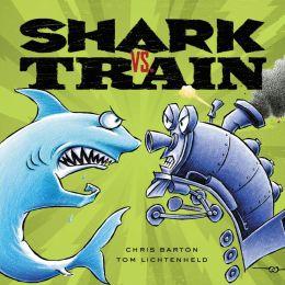 Shark vs. Train