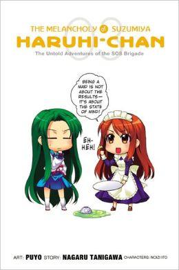 The Melancholy of Suzumiya Haruhi-chan, Volume 3