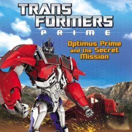 Transformers Prime: Optimus Prime and the Secret Mission