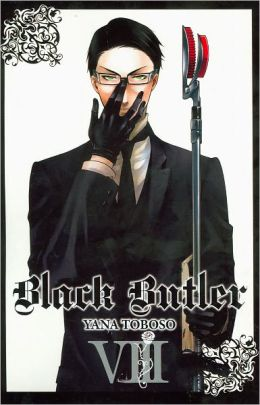 Black Butler, Volume 8