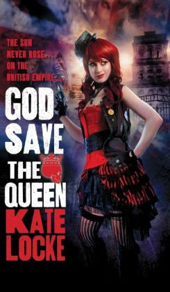 God Save the Queen (Immortal Empire Series #1)