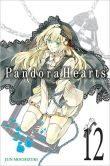 Book Cover Image. Title: Pandora Hearts, Volume 12, Author: Jun Mochizuki