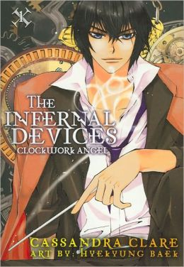 Infernal Devices: Clockwork Angel, Volume 1 (Graphic Novel)