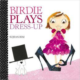 Birdie Plays Dress-Up